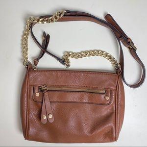 BP Double-Stud Crossbody Bag